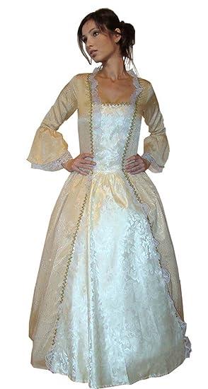 Maylynn 11343 – Traje Barroco Sissy, Dama Noble, baronesa, Lady, Elfo, 2 Piezas. Talla S