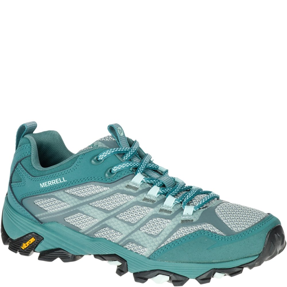 Merrell Women Sea Pine Moab Fst Hiking Shoe, 10.5 B(M) US