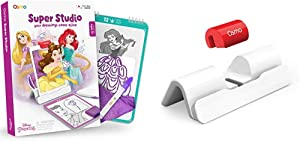 Osmo - Super Studio Disney Princess Game + iPad Base Bundle (Ages 5-11) (Osmo iPad Base Included)