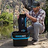 RinseKit portable shower Field Fill Kit - Enables