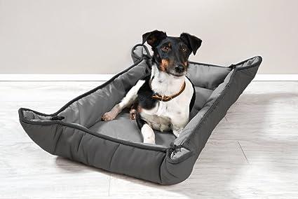kahu® cama para perros Perros techo cesta plegable para perros, 65 x 100 cm