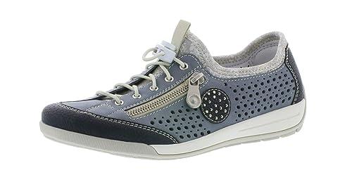 Rieker Women's N4296 35 Low Top Sneakers