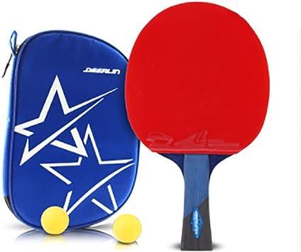 xianw Ping Pong Padel - Raqueta de Tenis de Mesa Profesional Mejor ...
