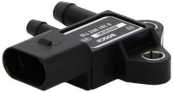 Metzger 0905338 Sensor, presión gas de escape