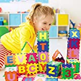 Baby Foam Play Mat (36-Piece Set) 5x5 Inches