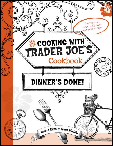 Cooking With Trader Joe's Cookbook: Dinner's Done! (Easy Halloween Finger Foods)