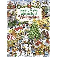 Mein schönstes Wimmelbuch Weihnachten: Suche die süßen Kätzchen