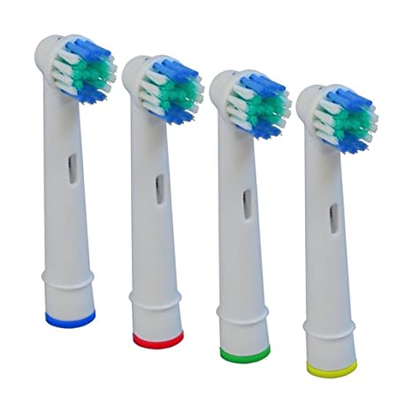 Cabezales Igemy de repuesto para cepillo de dientes Braun Oral-B Cross Action, 20