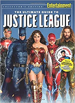 Book ENTERTAINMENT WEEKLY The Ultimate Guide to Justice League