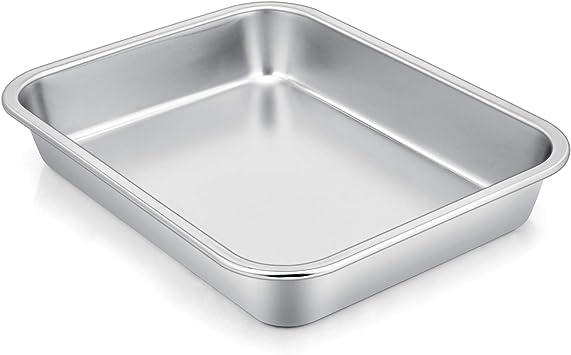 High-Sided Baking Pan