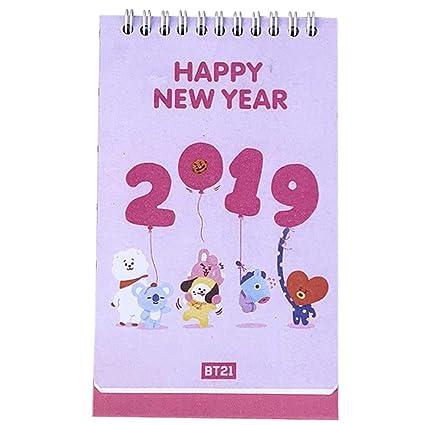 Bestomrogh KPOP BTS 2019-2020 - Escritorio pequeño con ...