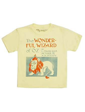 3714f7ae Amazon.com: Out of Print Kid's Literary and Book-Themed Unisex Tee T ...