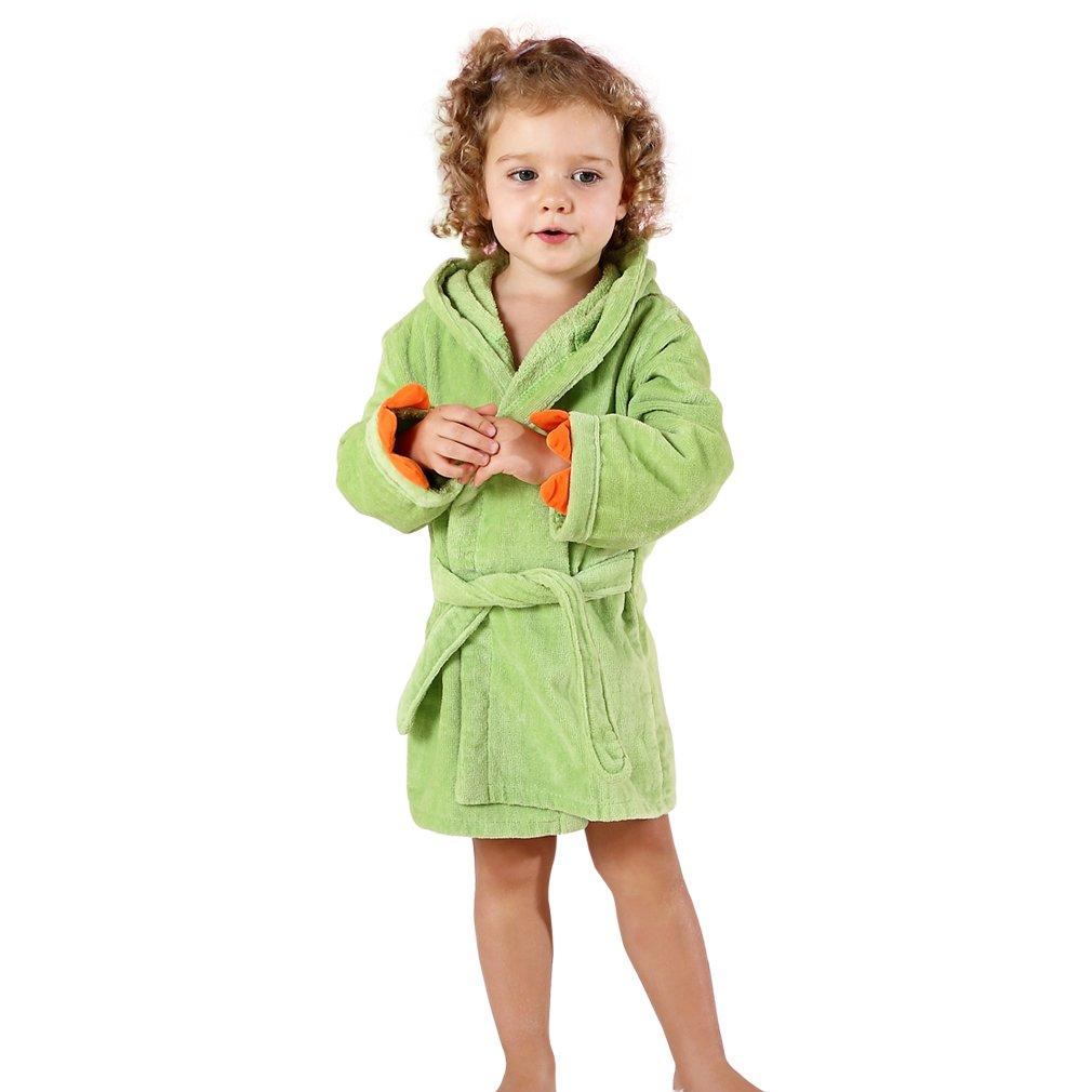 MICHLEY Bebé Albornoz Capucha Manta Toalla Pijamas Baño product image