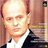 Stabat Mater / Prelude a L'Apres-Midi A'Un Faune by Rossini (2007-11-27)