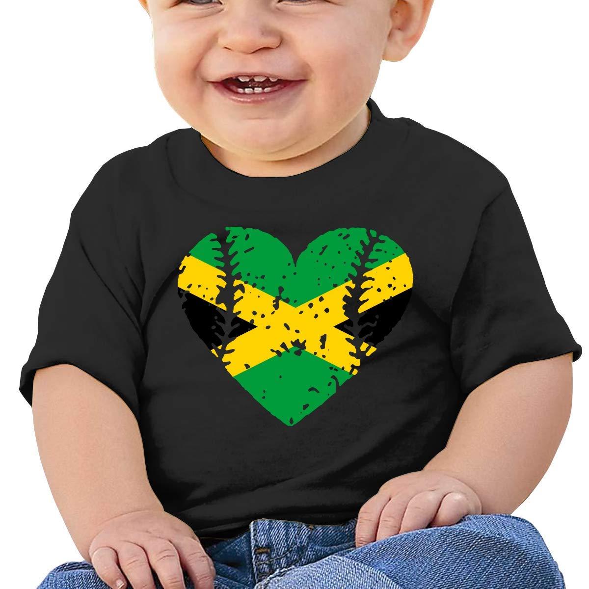 STARKLY Thailand Flag Soccer Football11 Toddler Baby Newborn Short Sleeve Tee Shirt 6-24 Month 5 Tops