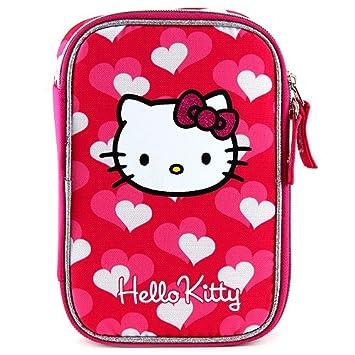 Target Hello Kitty Pencil Case Estuches, 23 cm, Rosa (Pink ...