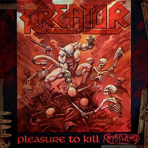 CD : Kreator - Pleasure To Kill (United Kingdom - Import)