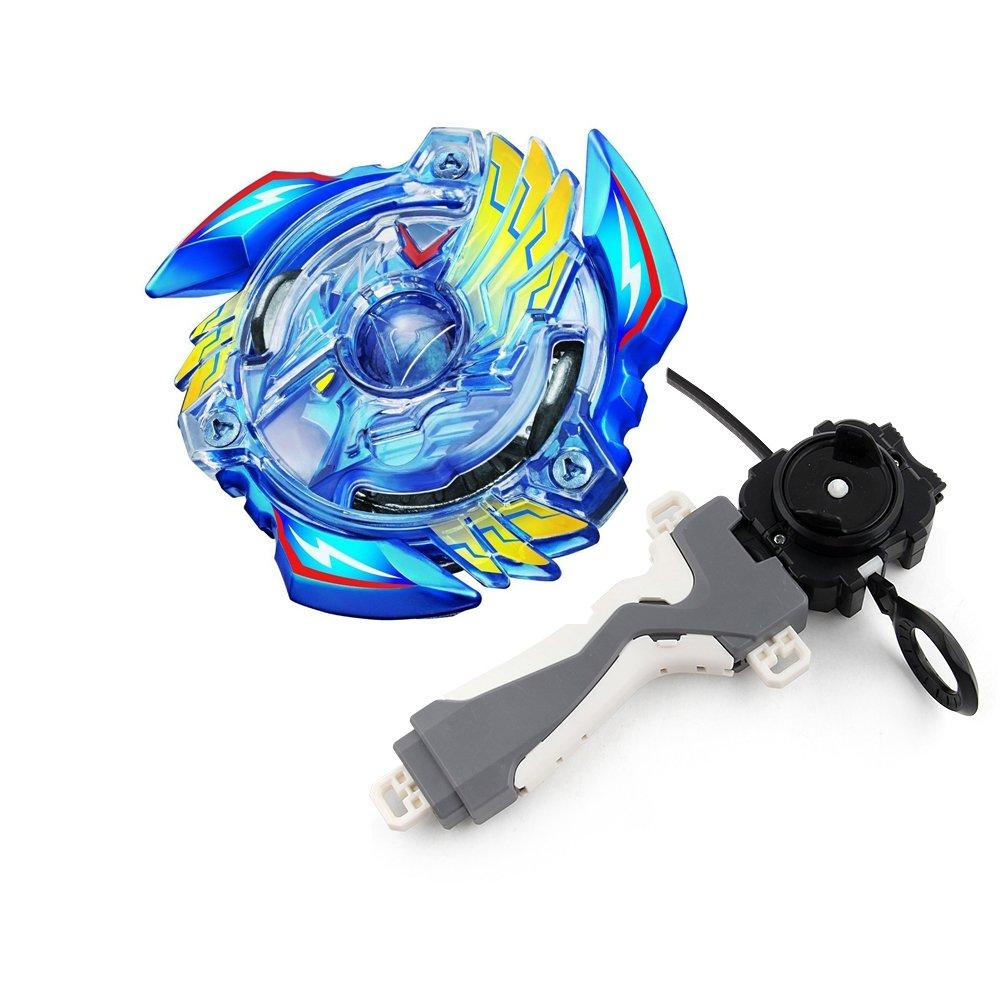 Gyroscope Burst Bey Launcher / Beylauncher w/ Grip Handle Battling Toy Playset (B41 Gyro) Generic