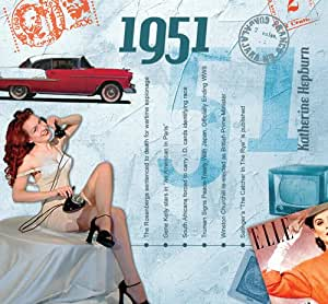 Cdcard company 1951 the classic years cd for Classic house cd