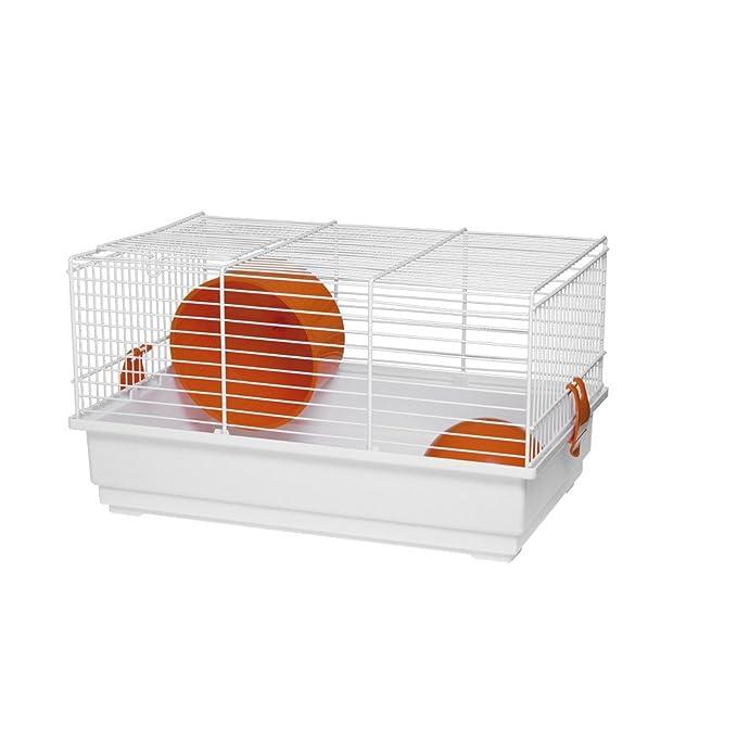 VOLTREGA Jaula Hamster Vol. 913 Simple 1 Unidad 500 g: Amazon.es ...