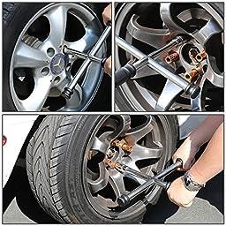 Auto Dynasty WB01 Aluminum 19mm Wheel Lug Wrench