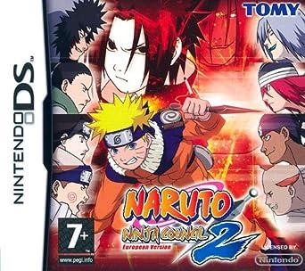 Naruto Ninja Council 2 European Version [Importación ...