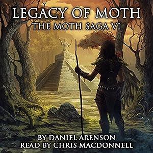 Legacy of Moth Audiobook