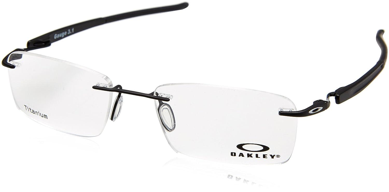 New Men Eyeglasses Oakley OX5126 GAUGE 3.1 512601 B073QSZS21 ブラック 54 ミリメートル ブラック