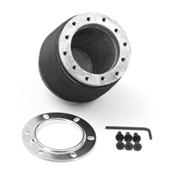 Amazon.com: Parts Steering Wheel Hub Quick Release Adapter Boss Kit for Peugeot 106 306 Universal: Industrial & Scientific