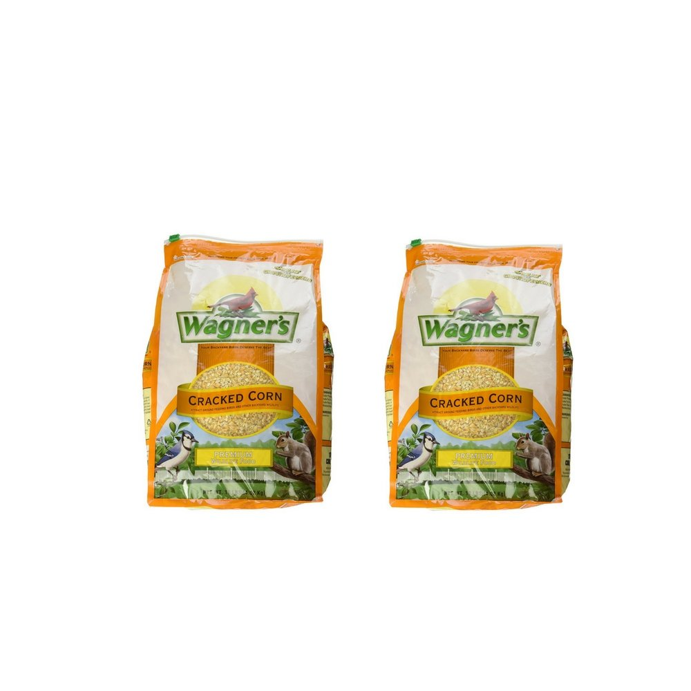 Wagner's 18542 Cracked Corn 2 Pack by Wagner's