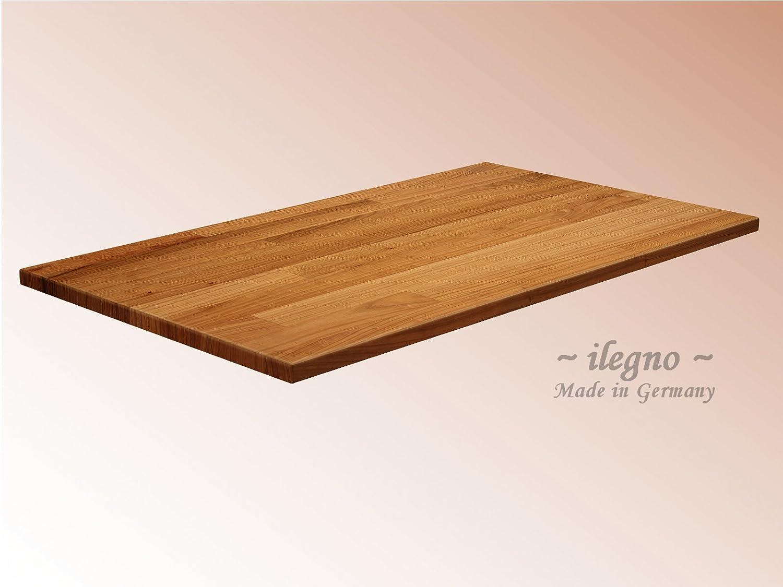 ilegno ~ mesa madera maciza cerezo 27 mm Rectangular diferentes ...