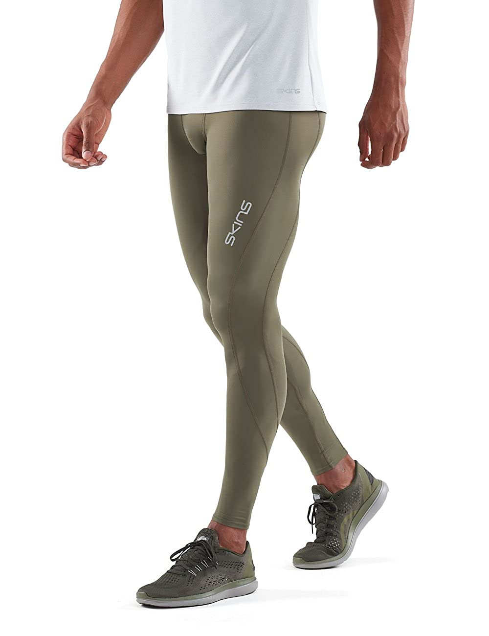 60c755a0b4 Amazon.com: Skins DNAmic Core Long Compression Tights: Sports & Outdoors
