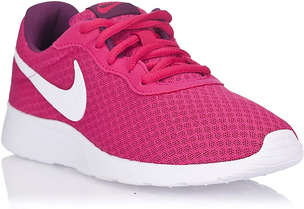 Nike Tanjun - Zapatillas para Mujer, Color Fucsia/Blanco, Talla 40: Amazon.es: Zapatos y complementos