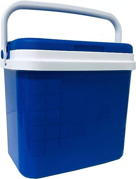 DMZ Nevera Camping 25L COOLBOX Azul: Amazon.es: Deportes y ...