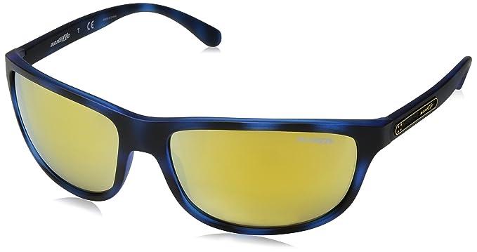 Arnette 0AN4246, Gafas de sol para Hombre, Matte Blue Havana ...