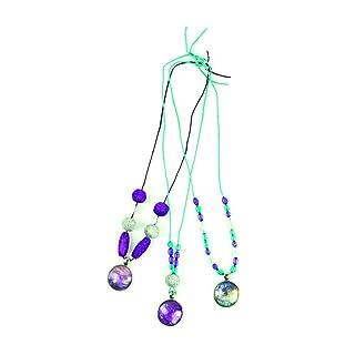 Seedling Go, Glam Galaxy Pendants