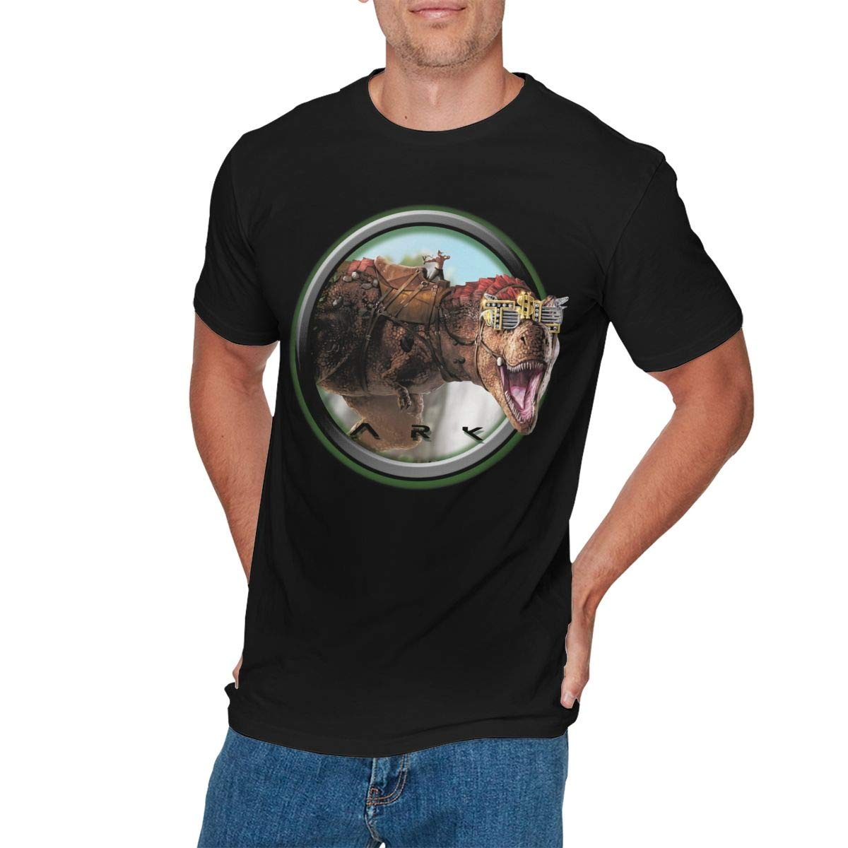 Rebecca Gould S Fashion Ark Survival Evolved Tshirt Black