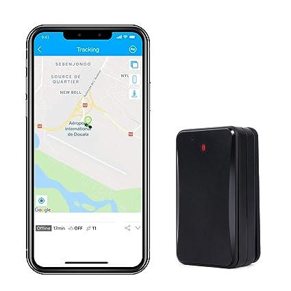 Amazon.com: Famisafe - Rastreador GPS oculto para vehículos ...