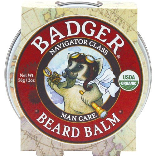 Badger Body Care Kit - Badger Beard Balm, 2 Ounce