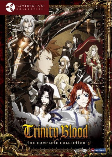 Trinity Blood Desenhos Torrent Download capa