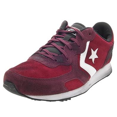 Zapatos rojos con cordones Converse Auckland Racer para hombre sC7uHX