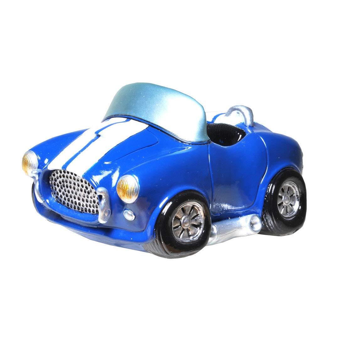 Tirelire Cochon de Voiture Udo Schmidt GmbH Magnifique Tirelire Cabriolet Bleu