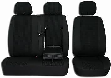 Sitzbezüge APOLLO DV1M DV2T Passgenau Neuheit Peugeot Boxer ab 2006-2014