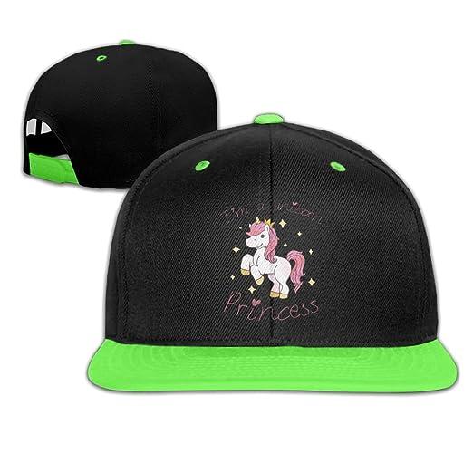 Amazon.com  Qiop Nee Kids Hip Hop Baseball Cap and Hats Boy Girl I m ... d8f412e81cd8