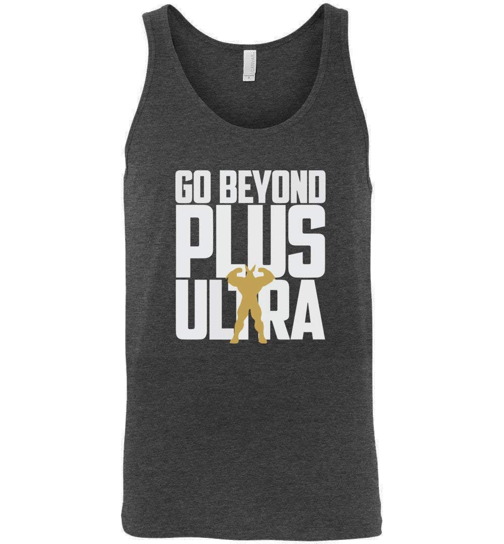 My Hero Academia Shirt Go Beyond Plus Ultra Tee Unisex Tank Top 4742