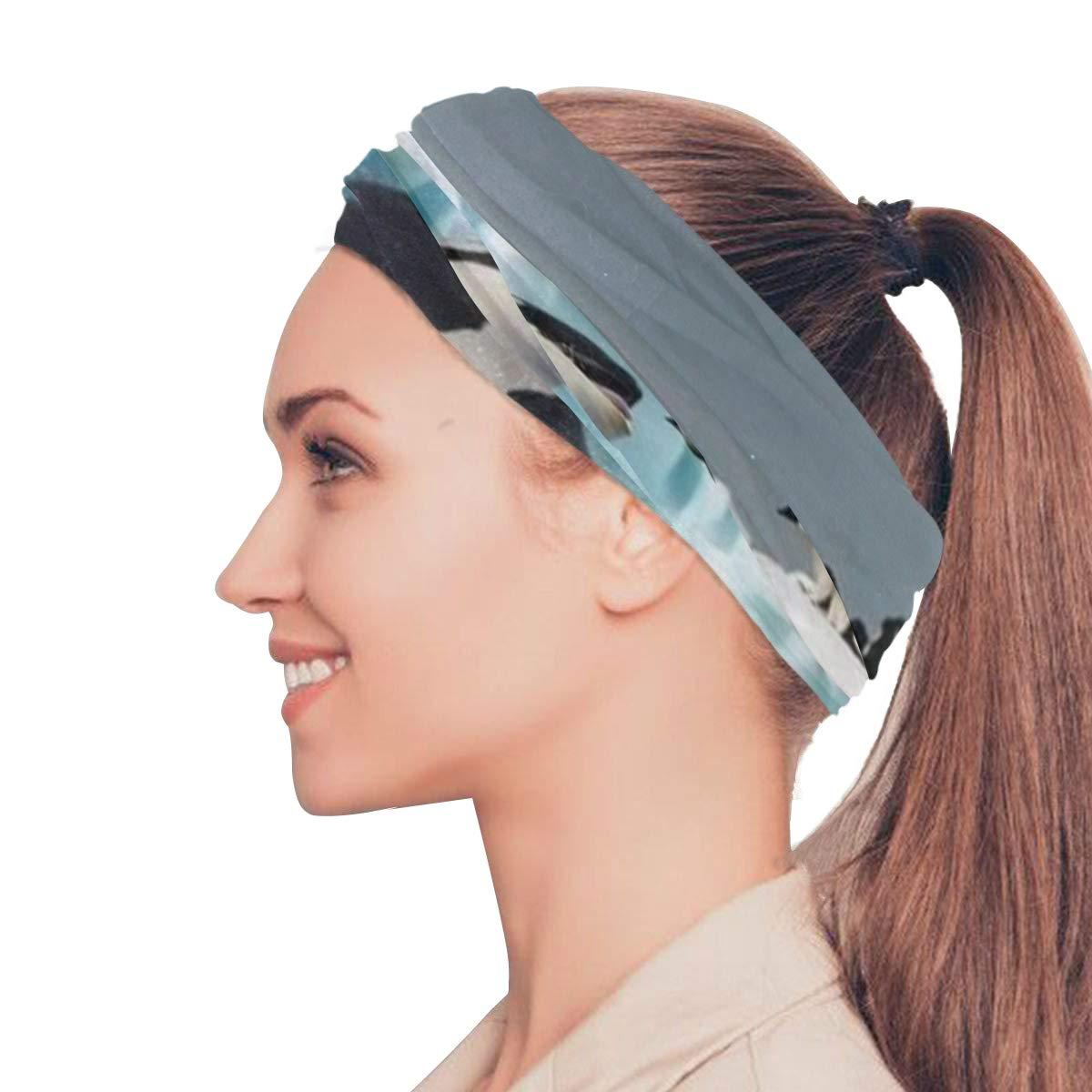 Headwear Skull Multifunctional Headbands Outdoor Magic Scarf As Sport Headwrap,Sweatband,Neck Gaiter,Tube Mask,Face Bandana