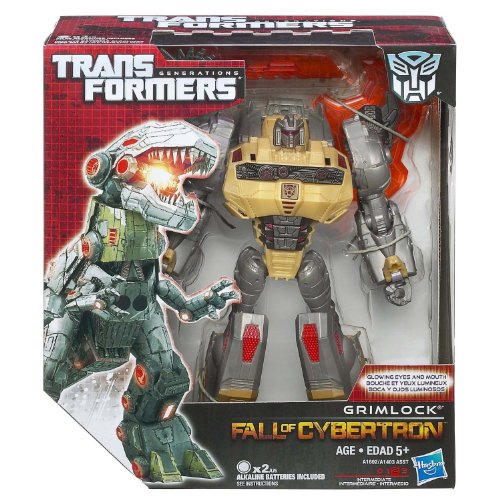 Transformers Generations Voyager Class Grimlock Figure 6.5 Inches