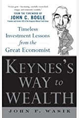 Keynes's Way to Wealth: Timeless Investment Lessons from The Great Economist Hardcover