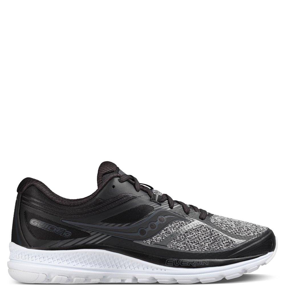 Saucony Men's Guide 10 Running Shoes B01MTLIF39 12 D(M) US|Marl | Black