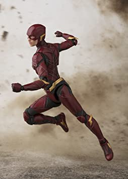 "Flash /""Justice League/"" Bandai S.H.Figuarts BAN22549"